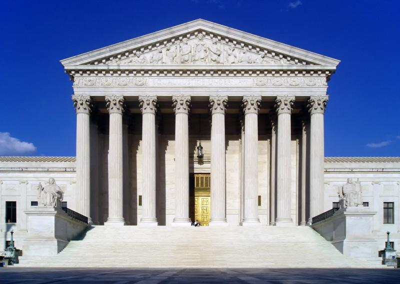 photo of the U.S. Supreme Court