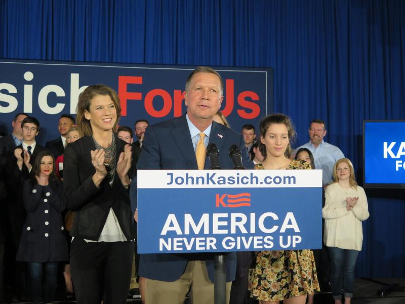 Photo of Gov. John Kasich.