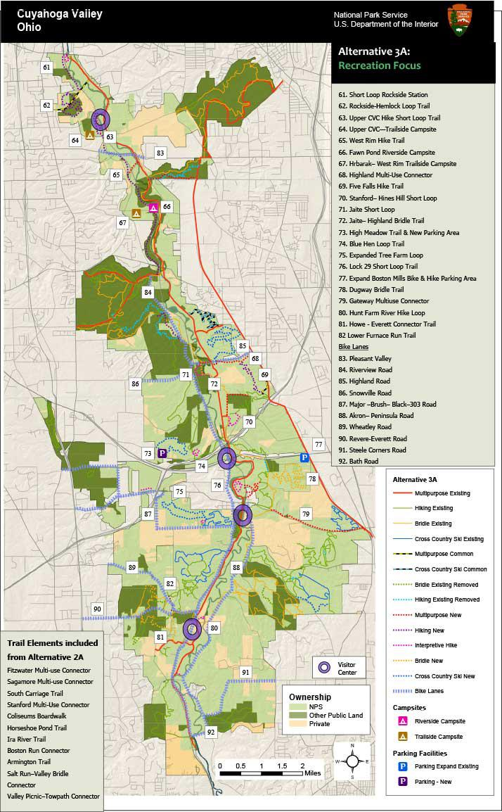Cuyahoga Valley National Park Survey Shows $203 Million Economic ...