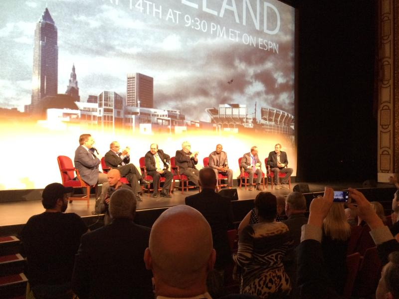 photo of Believeland panel