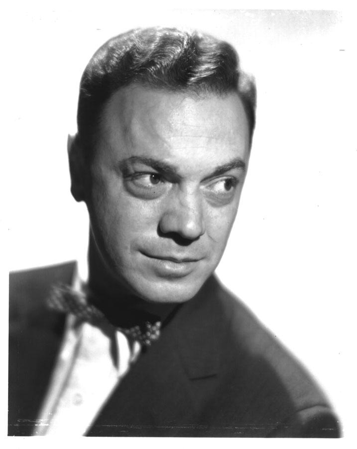 Photo of famed DJ Alan Freed