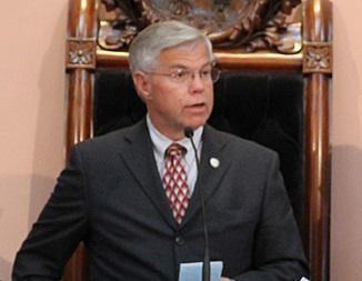 photo of Rep. Gary Scherer