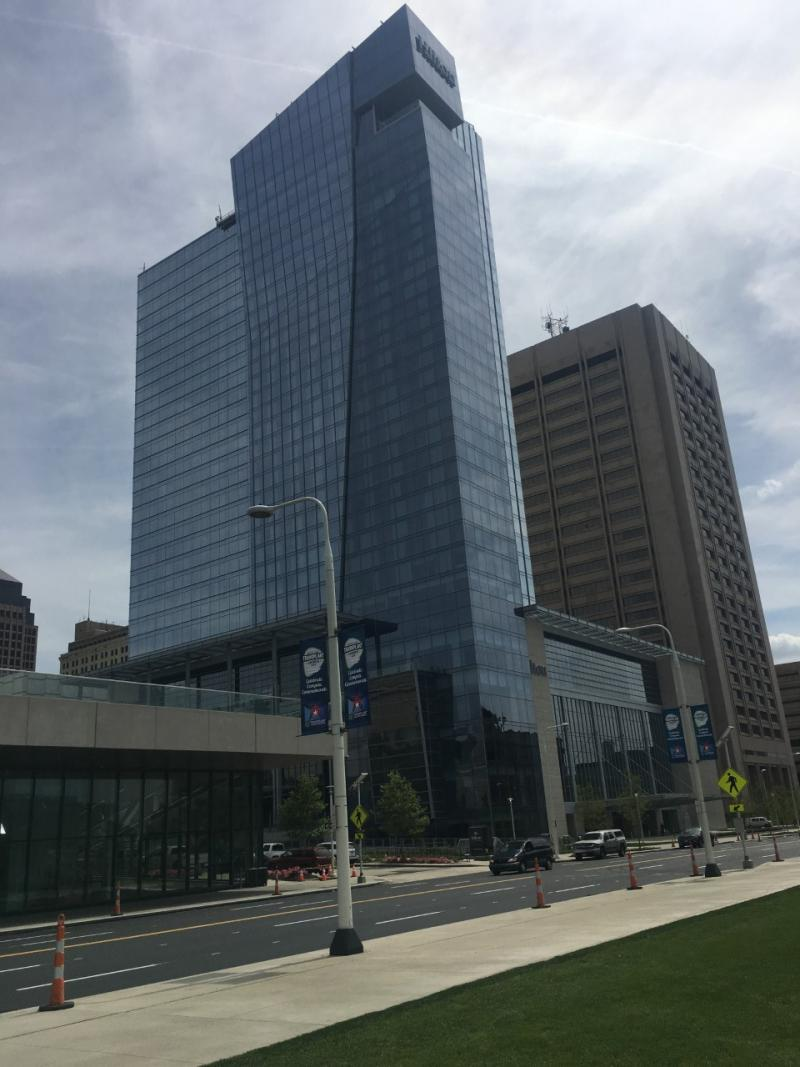Picture of the Hilton Cleveland Downtown