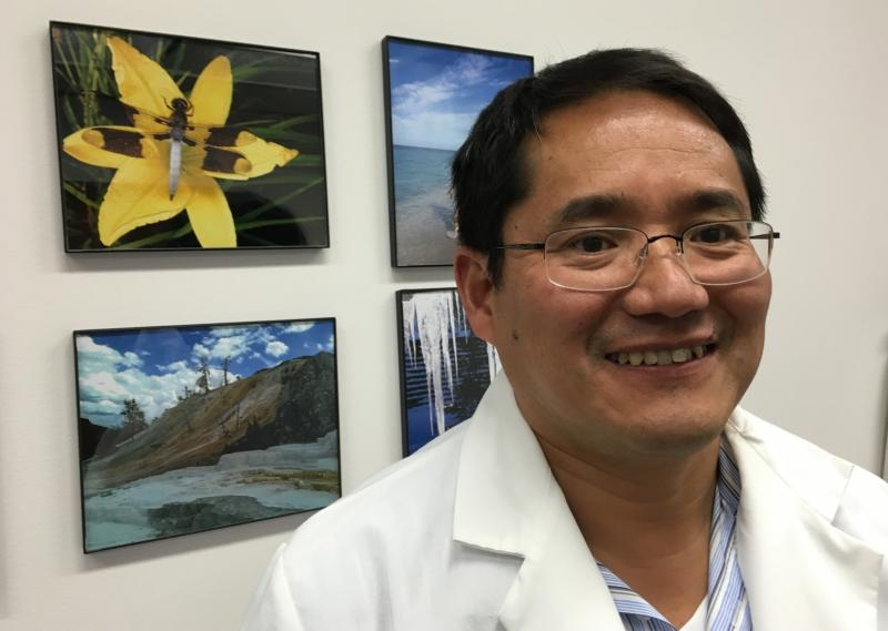 Jianxin Bao is director of the Translational Research Center at NEOMED and a pioneer in gene therapy research.