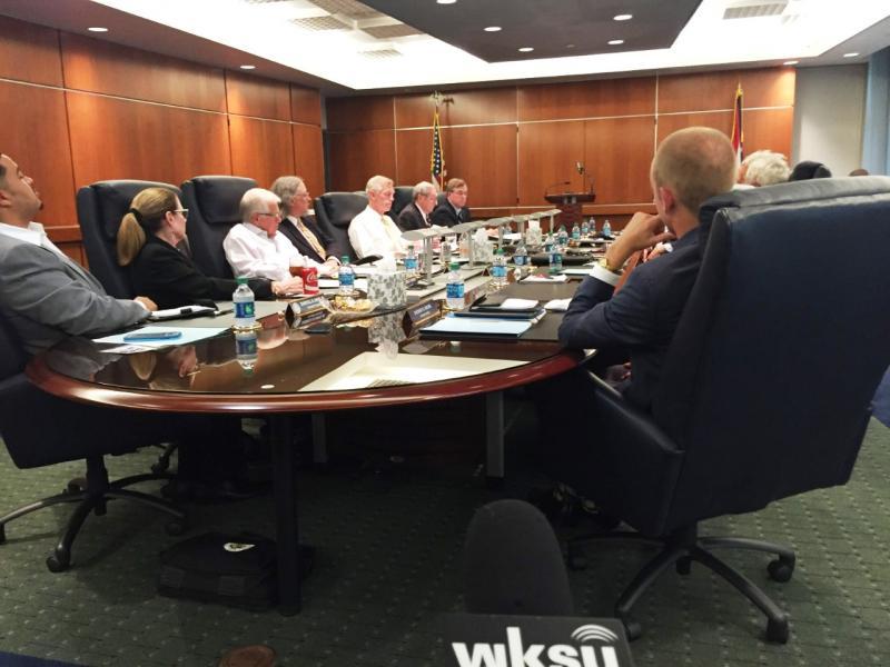 UA Board of Trustees Meeting