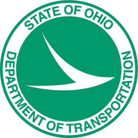 Ohio Department of Transportation logo