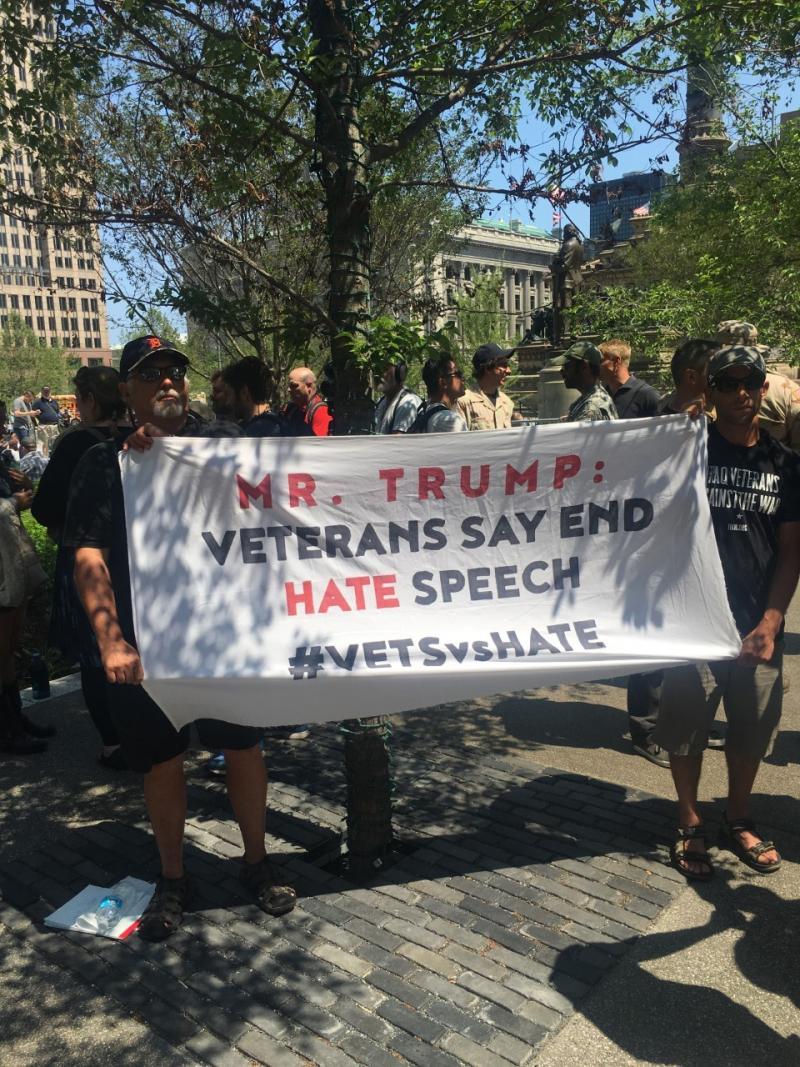 Vets VS Hate