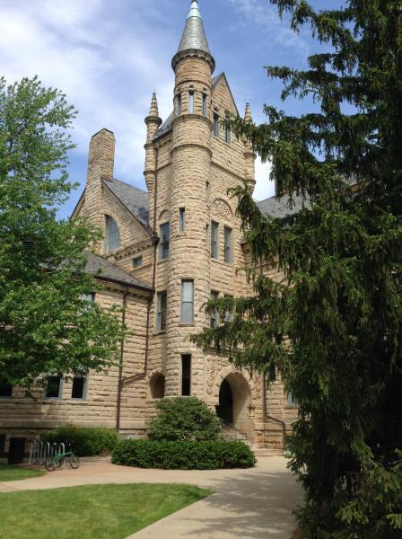 Historic Oberlin College Building