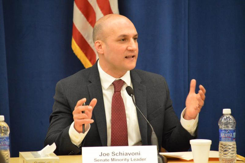 photo of Joe Schiavoni