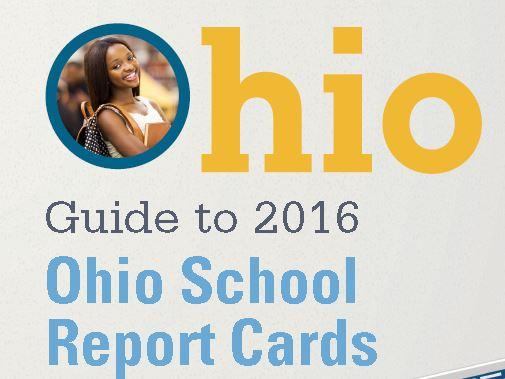 logo for Ohio School Report Cards