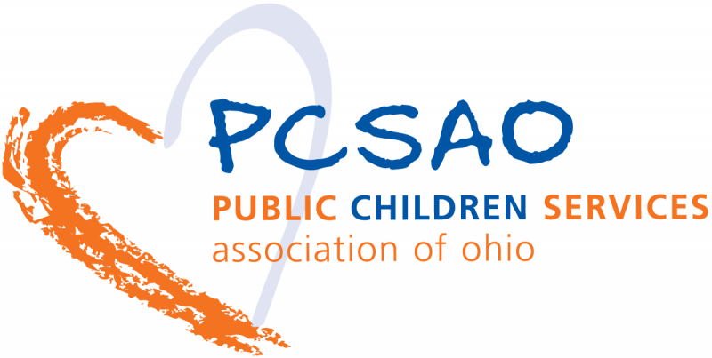 Public Children Services Association of Ohio logo