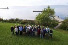 Photo of Northland College water summit participants