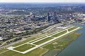 photot of Burke Lakefront Airport