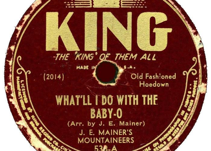 King's label was among the first to produce rock and roll