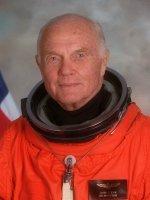photo of John Glenn