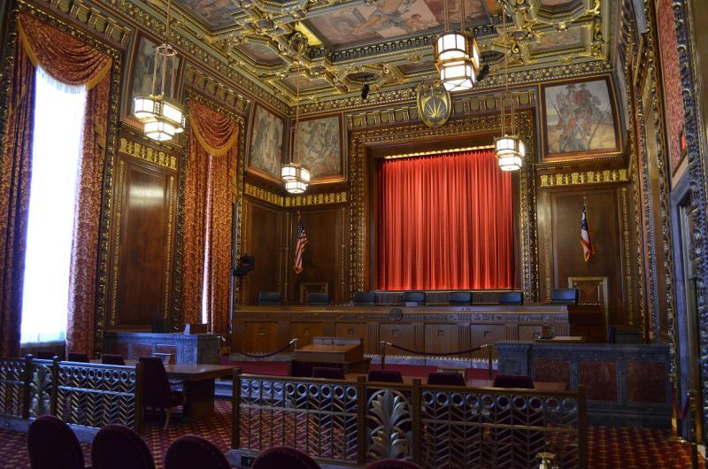 photo of Ohio Supreme Court