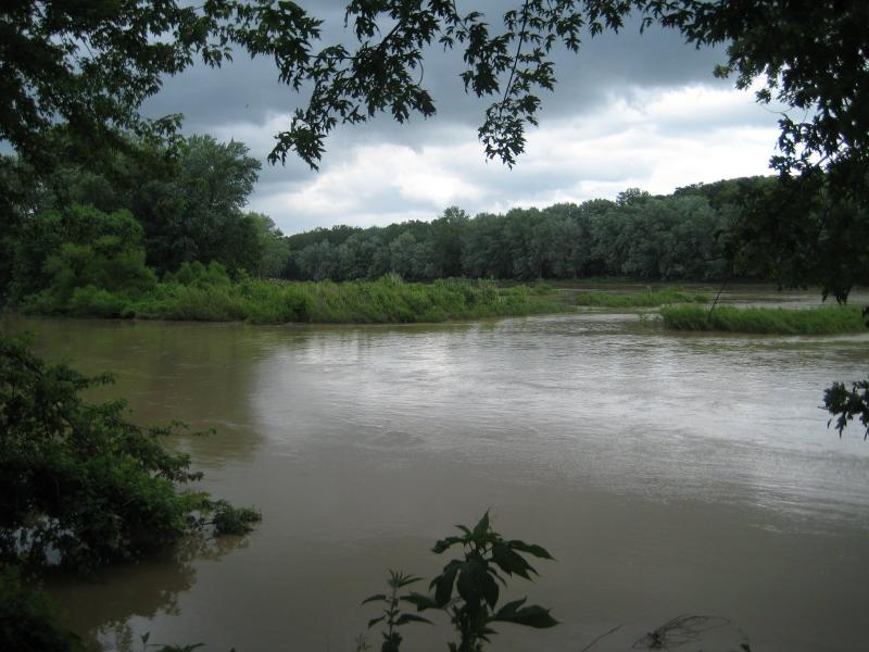photo of the Maumee River