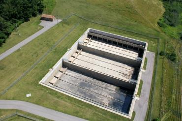 Storage basin