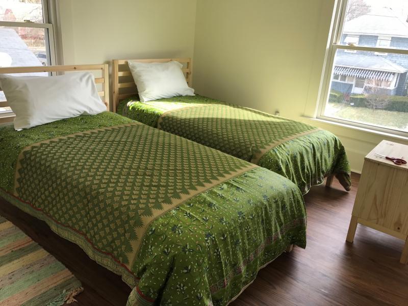 Exchange House bedroom
