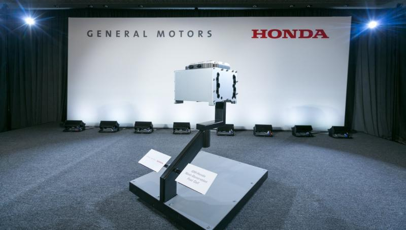 G.M. and Honda are building fuel cells together, and Stark State College could benefit