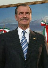 photo of Vicente Fox