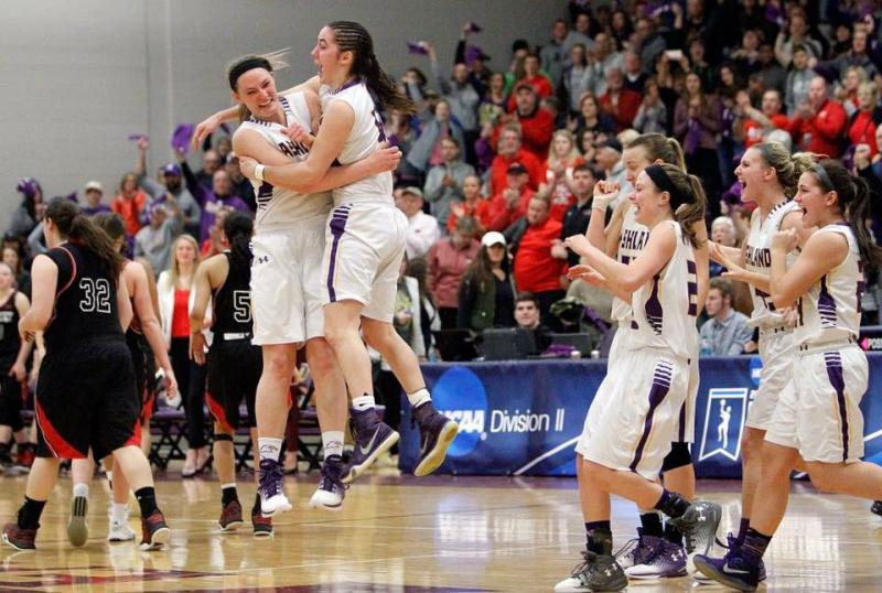 Ashland women's basketball
