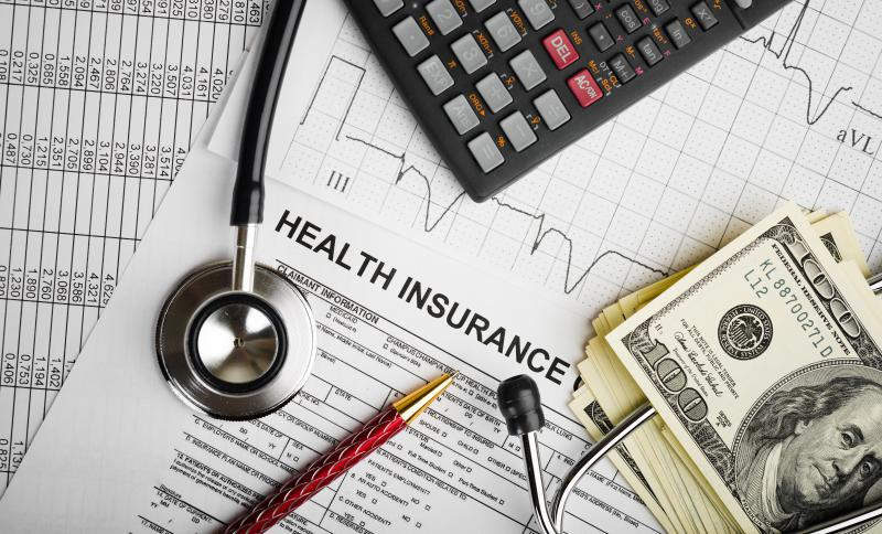 Photo of health insurance