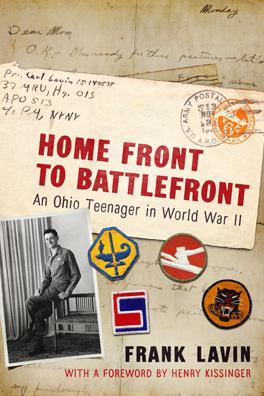 Home Front to Battlefront book