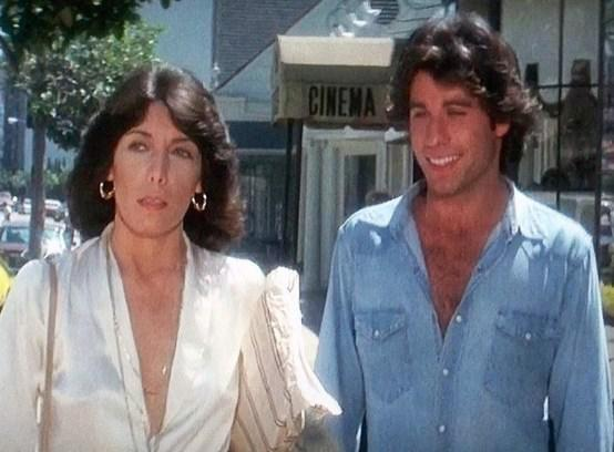 photo of John Travolta, Lily Tomlin