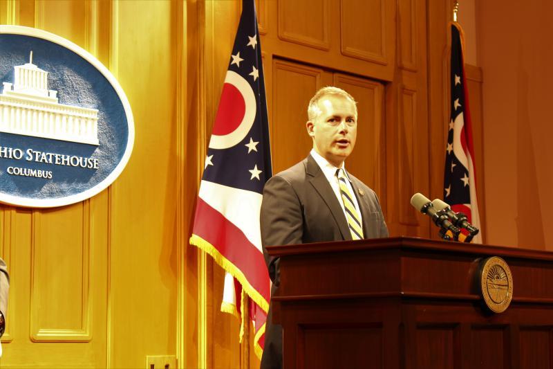 photo of Rep. Robert Sprague