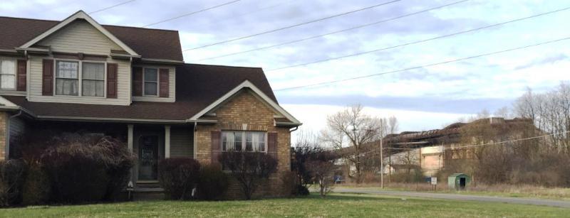 Residence near Republic Steel in Canton