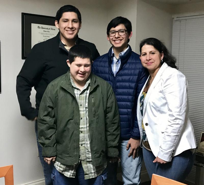 Saltos family