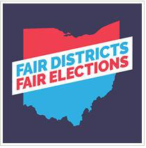 Fair Districts Ohio logo