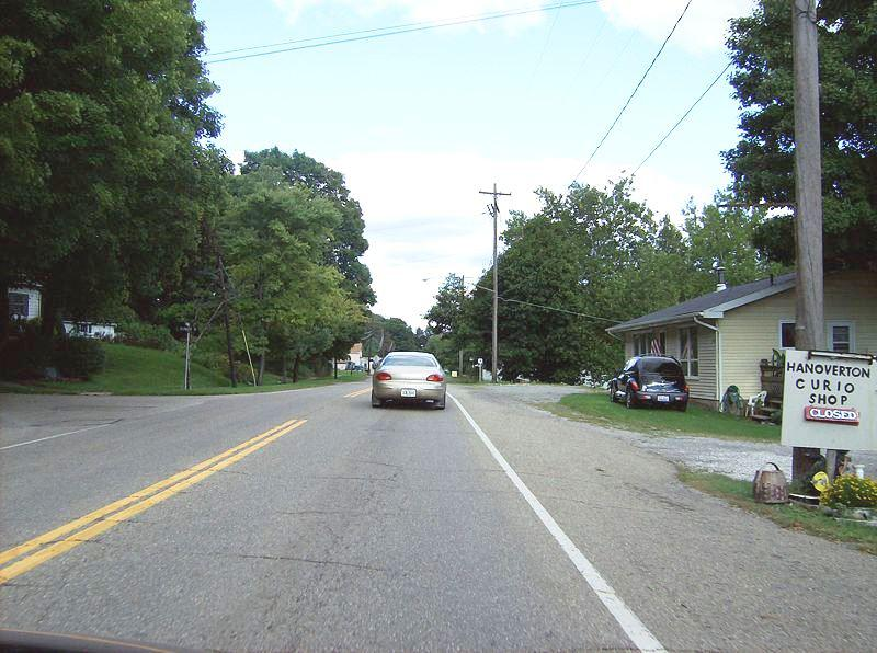 U.S. 30 in Columbiana County