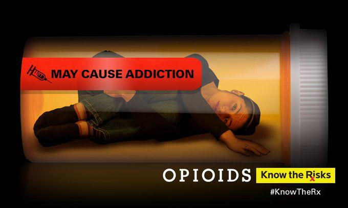 The Opioids: Know the Risks camapign kicked offr today in Cuyahoga County