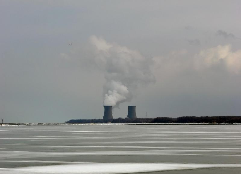 photo of Perry Nuclear Plant