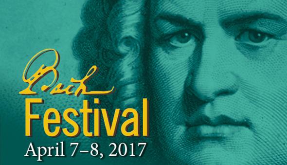 85th Bach Fest logo