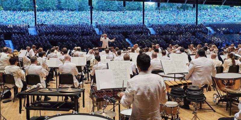 Wksu offers and events wksu cleveland orchestra at blossom fandeluxe Images