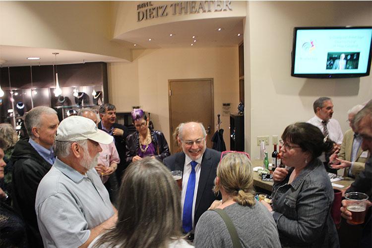 Robert Siegel at Weathervane Playhouse