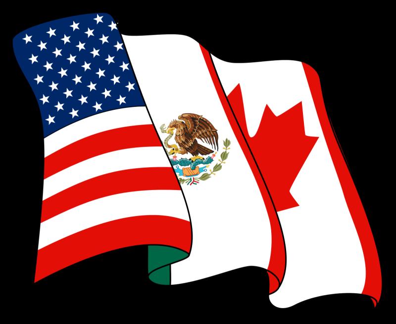 NAFTA flag