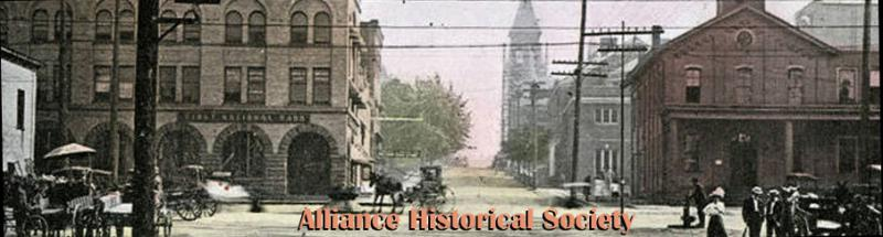 Historical Picture of Downtown Alliance