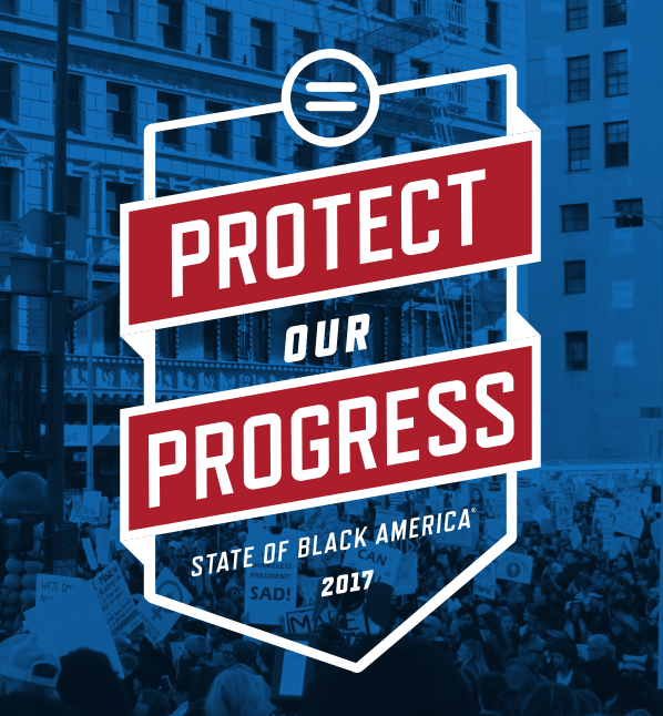 cover of Protect Our Progress report