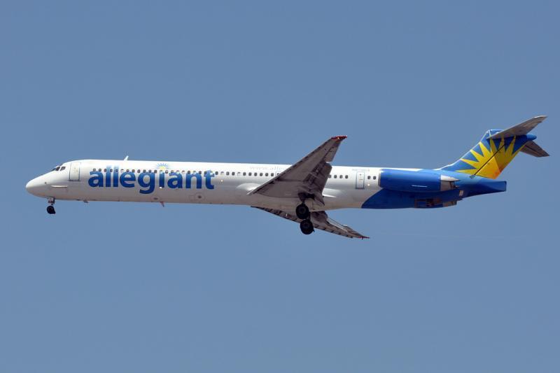 Allegiant Airlines Flight