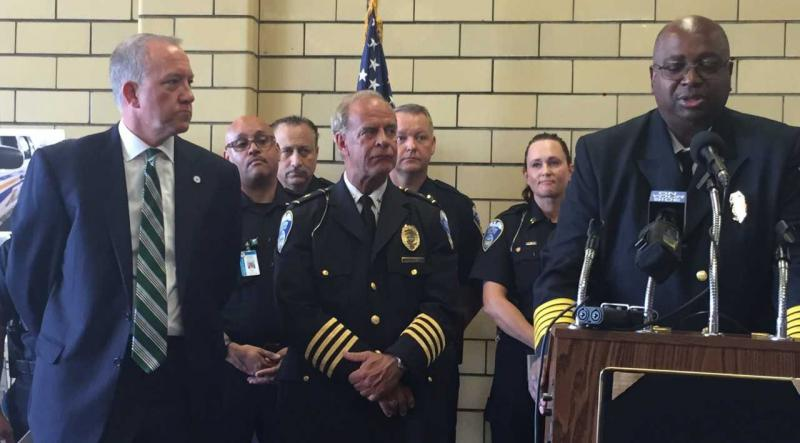 County prosecutor reviewing case after Akron police chief is asked to resign