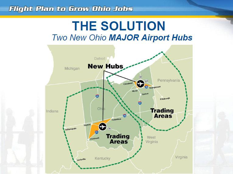 Photo Of Flight Plan To Grow Ohio Jobs