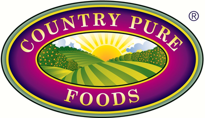 photo of Country Pure Foods logo