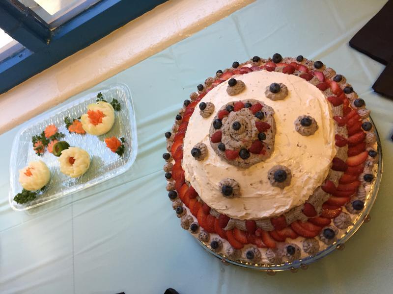 photo of Euclid jail food