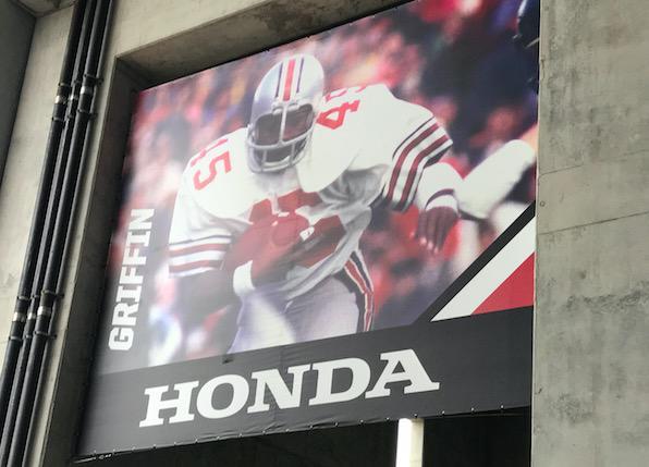 Ohio State Honda banner