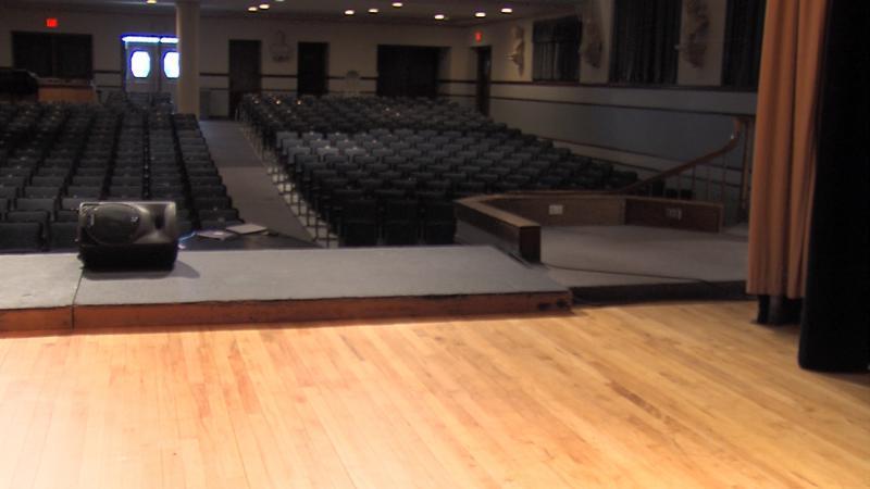 photo of Washington Court House auditorium