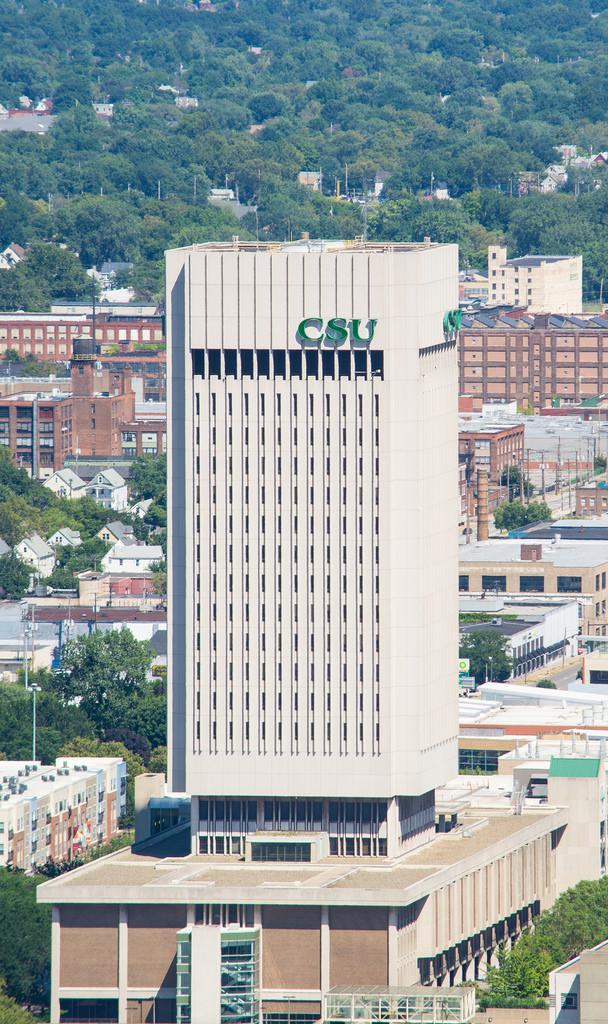 photo of Cleveland State University